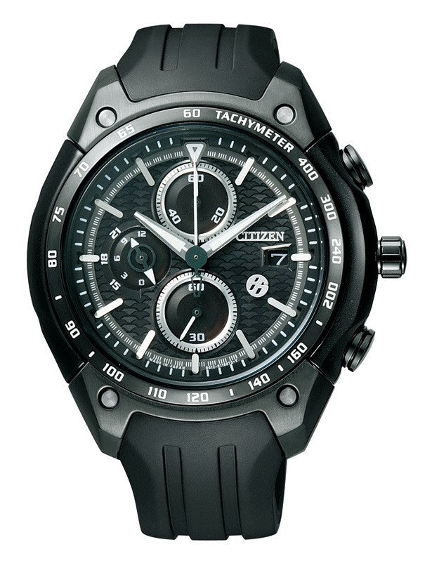 Citizen Eco-Drive Chronograph Special Edition Toyota 86 CA0386-03E Watch (New with Tags)