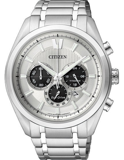 Citizen Eco-Drive Chronograph CA4011-55A (CA4010-58A) Watch (New with Tags)