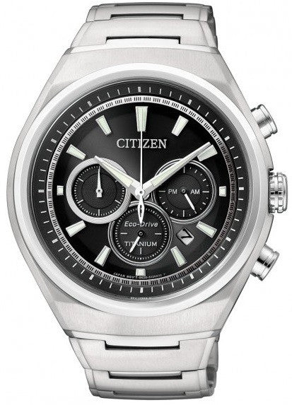 Citizen Eco-Drive Chronograph CA4020-54E (CA4021-51E) Watch (New with Tags)