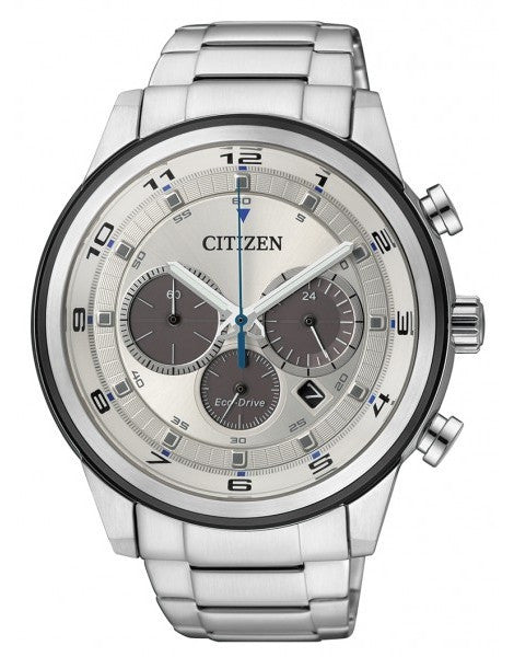 Citizen Eco-Drive Chronograph CA4034-50A Watch (New with Tags)