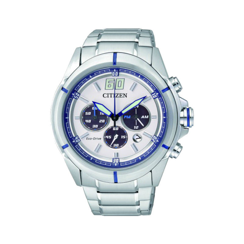 Citizen CA4100-57A Eco Drive Chrono Watch (New with Tags)