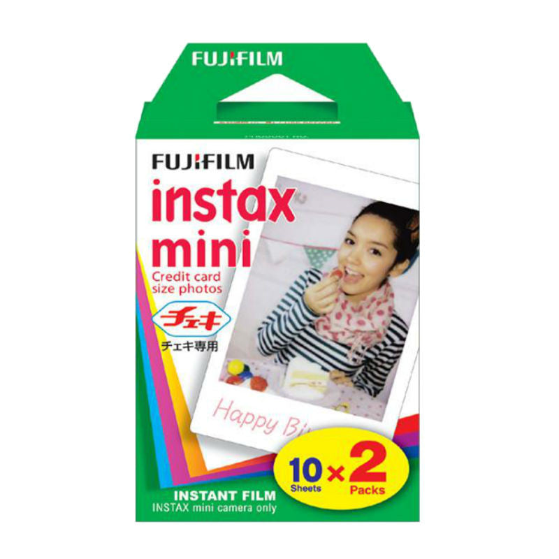 Fuji Film Instax Mini (2 Packs) Photo Paper