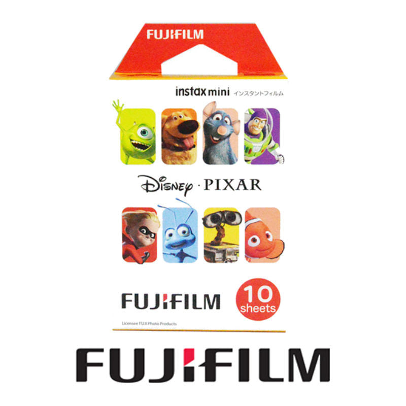 Fuji Film Instax Mini (Pixar) Photo Paper