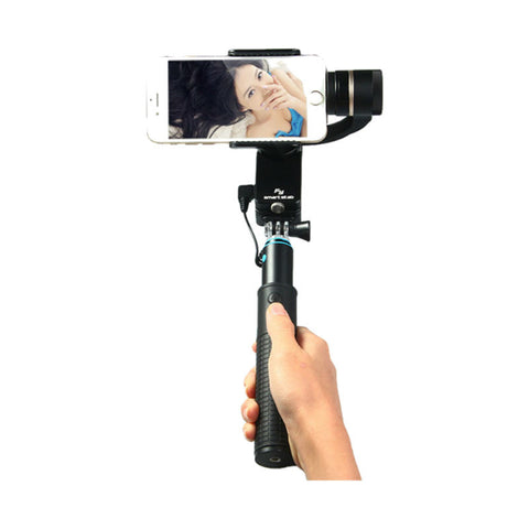 Feiyu Tech FY-ST SmartStab 2-Axis Gimbal for Smartphone with Controllable Extension Pole