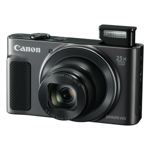 Canon PowerShot SX620 HS Black Digital Camera