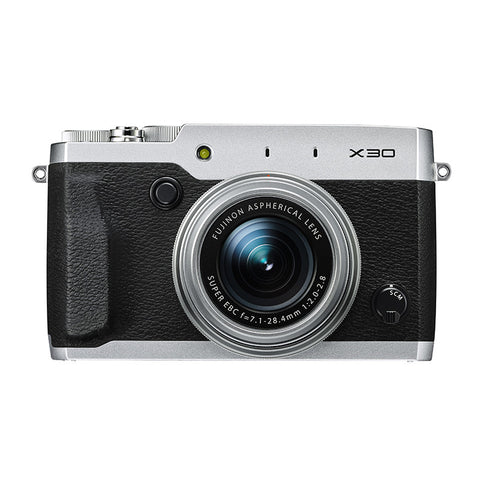 Fujifilm X30 Silver Digital Camera