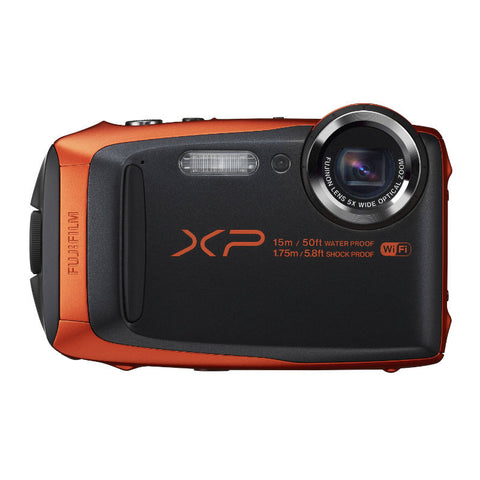 Fujifilm FinePix XP90 Orange Digital Camera