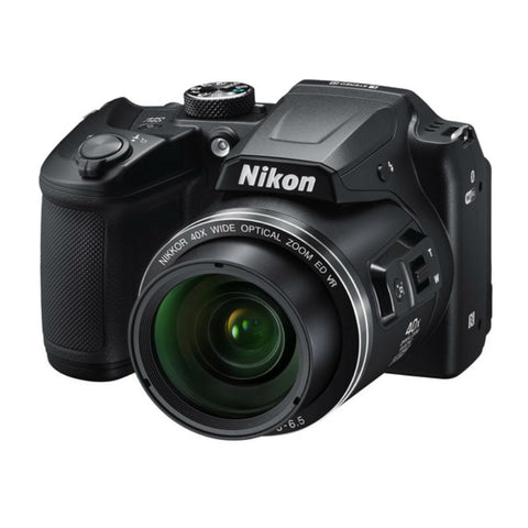 Nikon Coolpix B500 Black Digital Camera