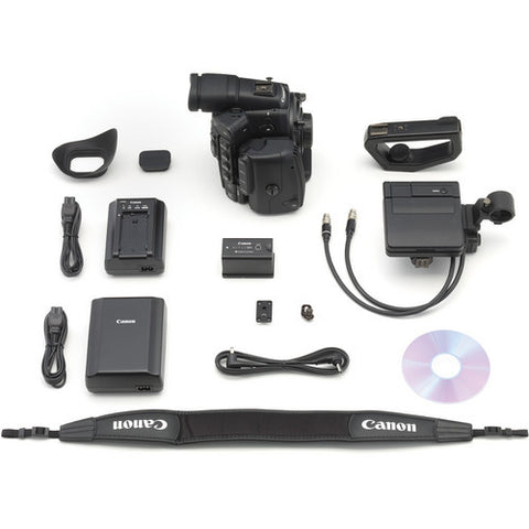 Canon EOS C500 4K Cinema Camera Body (PL Mount)