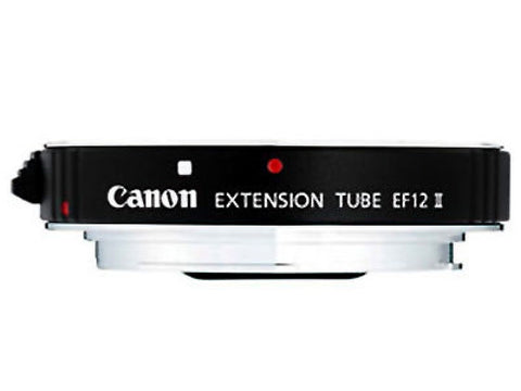 Canon Extension Tube EF 12 II Lens