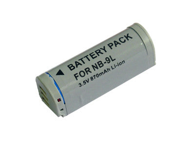 Maximal Power (Canon) NB-9L Generic Battery