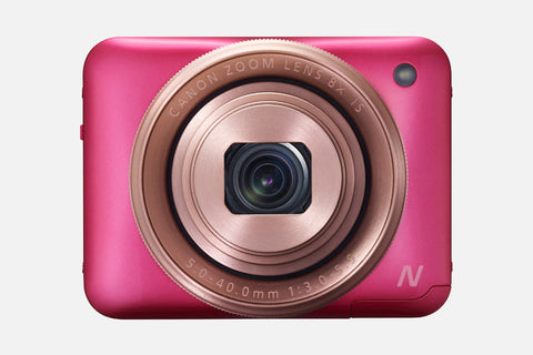 Canon Powershot N 2 Pink Digital Camera
