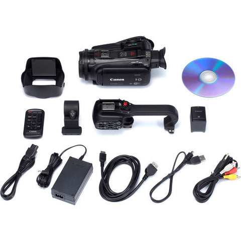 Canon XA25 High Definition Professional Camcorder