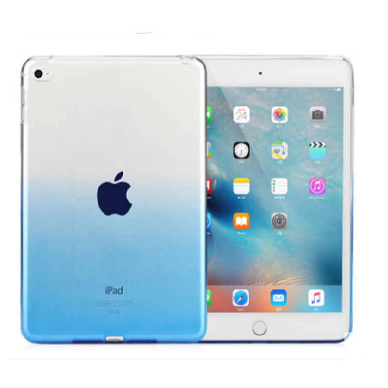 Thin Protective Sleeve Shell for Apple iPad Air (Gradient Blue)
