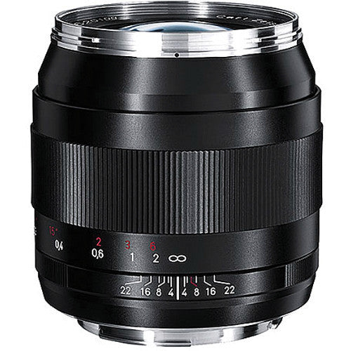 Carl Zeiss Distagon T* ZE 28mm f/2 for Canon Black Lens