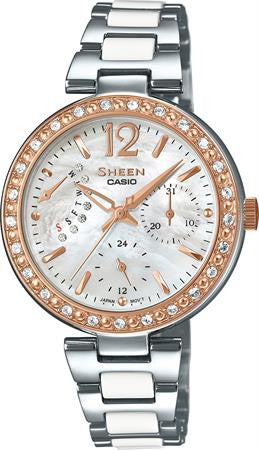 Casio Sheen SHE-3042SG-7A Watch (New with Tags)