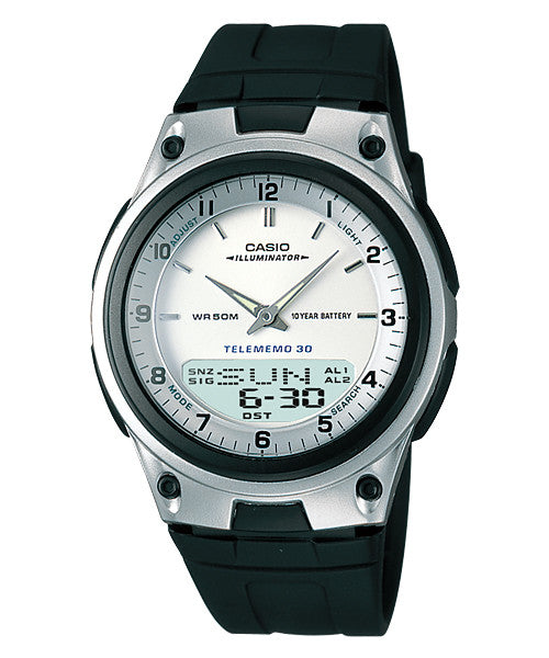 Casio Standard 10-Year Battery AW-80-7A Watch (New with Tags)