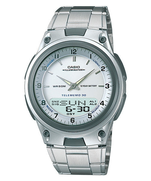 Casio Standard 10-Year Battery AW-80D-7AV Watch (New with Tags)