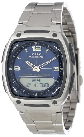 Casio Analog Digital AW81D-2AV Watch (New with Tags)