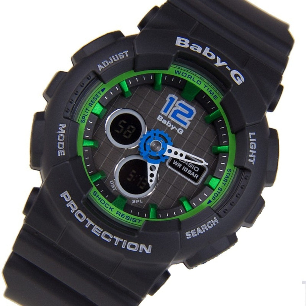 Casio Baby-G Sports BA-120-1B Watch (New with Tags)
