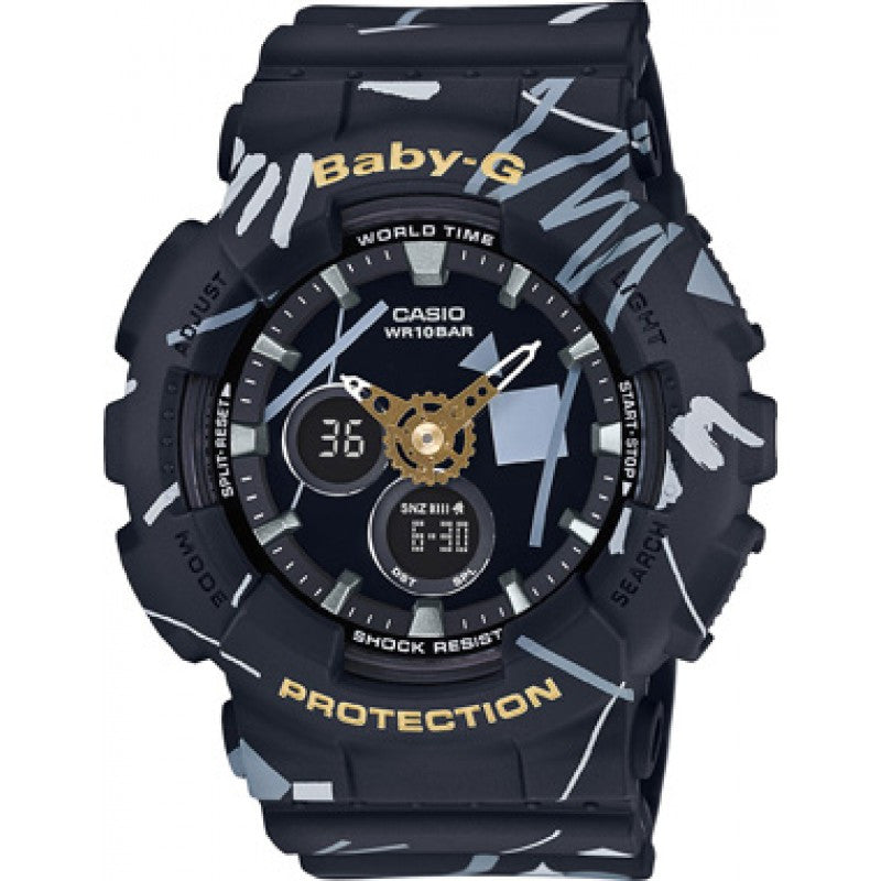 Casio Baby-G BA-120SC-1A Watch (New with Tags)