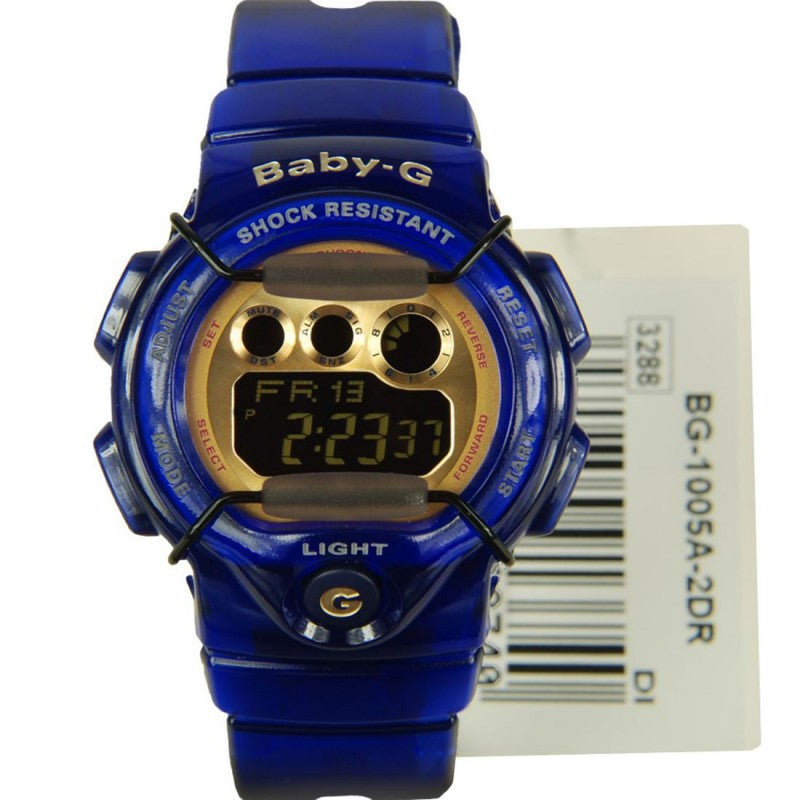 Casio Baby-G BG-1005A-2 Watch (New with Tags)