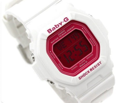 Casio Baby-G Digital BG-5601-7D Watch (New with Tags)