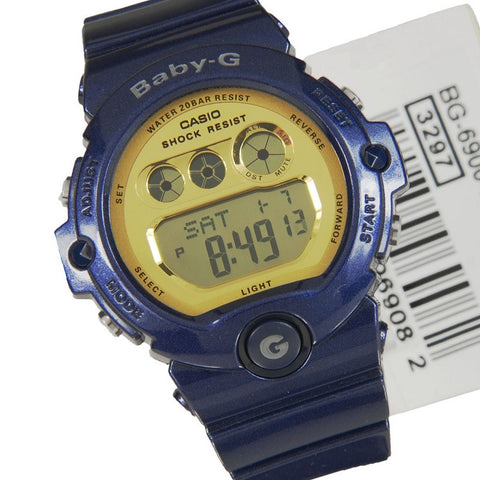 Casio Baby-G BG-6900-2 Watch (New with Tags)