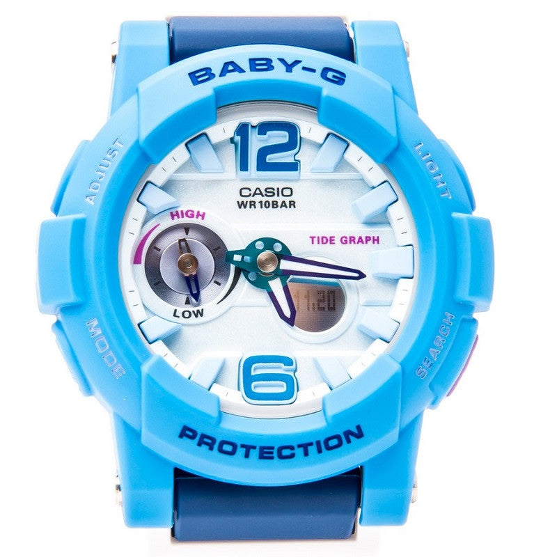 Casio Baby-G BGA-180-2B3 Watch (New with Tags)