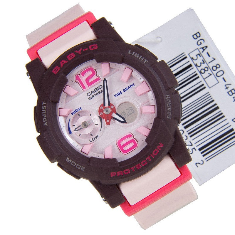 Casio Baby-G BGA-180-4B4 Watch (New with Tags)