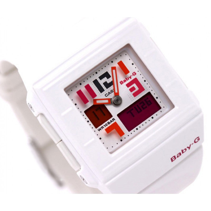 Casio Baby-G BGA-200PD-7B Watch (New with Tags)