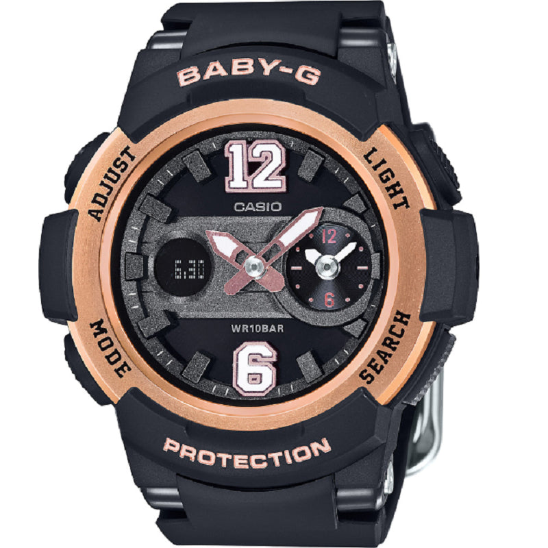 Casio Baby-G BGA-210-1B Watch (New with Tags)