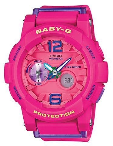 Casio Baby-G BGA180-4B3 Watch (New with Tags)