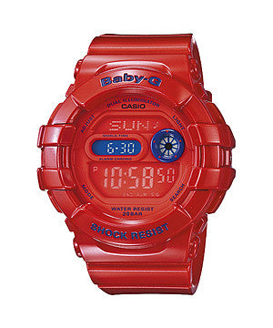 Casio Baby-G 200m Water Resistant BGD-140-4 Watch (New with Tags)