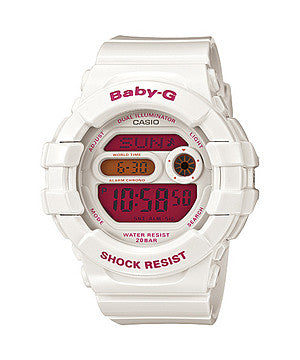 Casio Baby-G 200m Water Resistant BGD-140-7B Watch (New with Tags)