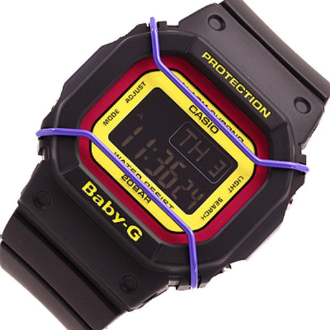 Casio Baby-G Digital BGD-501-1B Watch (New with Tags)