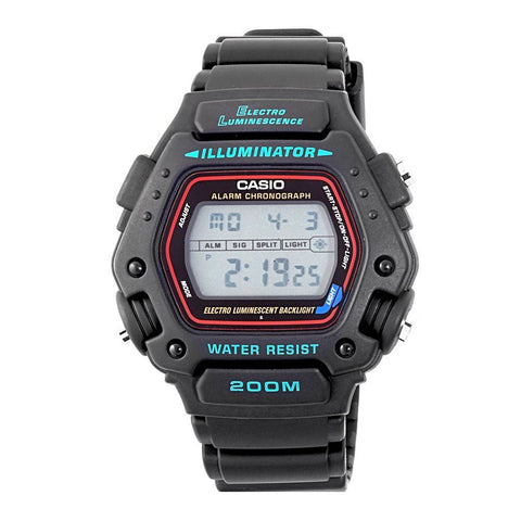 Casio Classic Standard Digital DW-290-1V Watch (New with Tags)