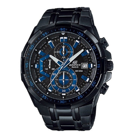 Casio Edifice EFR-539BK-1A2 Watch (New with Tags)