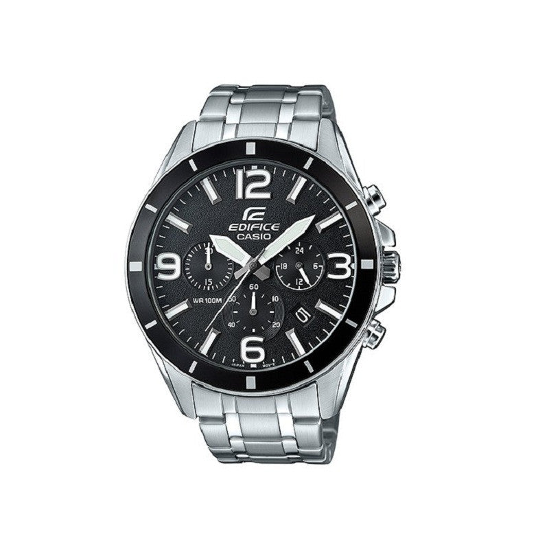 Casio Edifice EFR-553D-1B Watch (New with Tags)