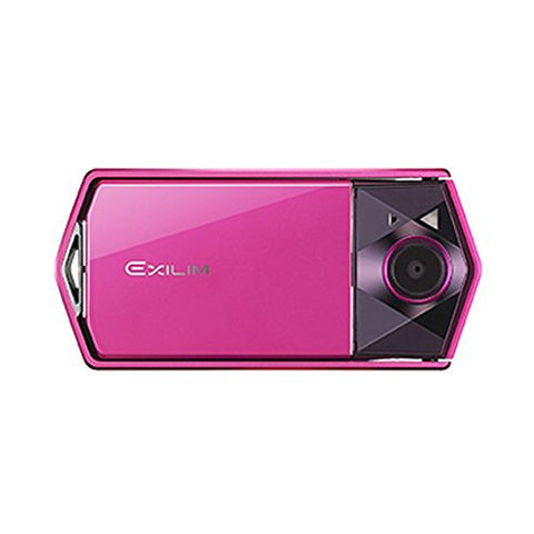 Casio EXILIM EX-TR70 Pink Digital Camera