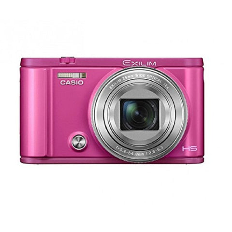 Casio EXILIM EX-ZR3600 Pink Digital Camera