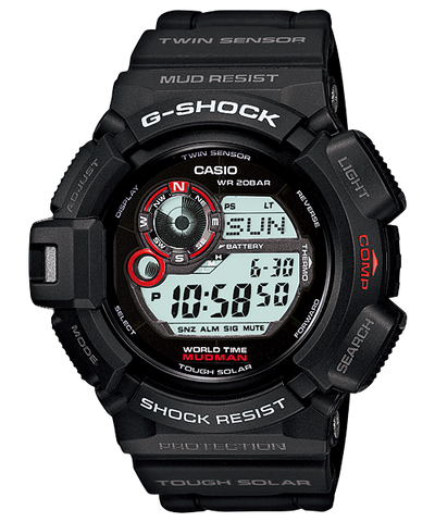 Casio G-Shock Professional G-9300-1 Watch (New with Tags)