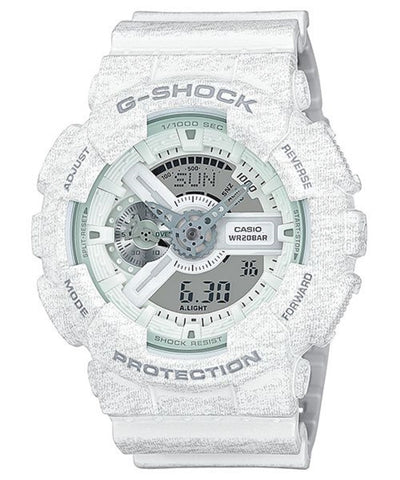 Casio Heathered GA-110HT-7A Watch (New with Tags)