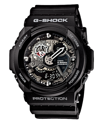 Casio G-Shock Standard Analog Digital GA-300-1A Watch (New with Tags)