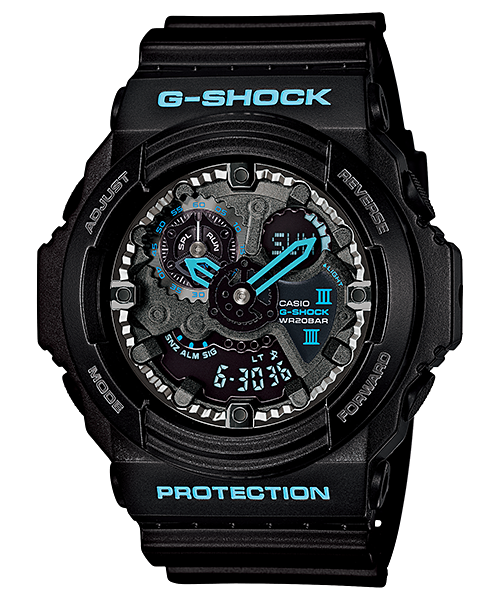 Casio G-Shock Special Color Model GA-300BA-1A Watch (New with Tags)