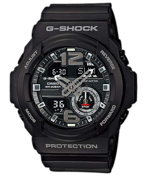 Casio G-Shock Standard Analog Digital GA-310-1A Watch (New with Tags)