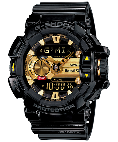 Casio G-Shock G-Mix GBA-400-1A9 Watch (New with Tags)