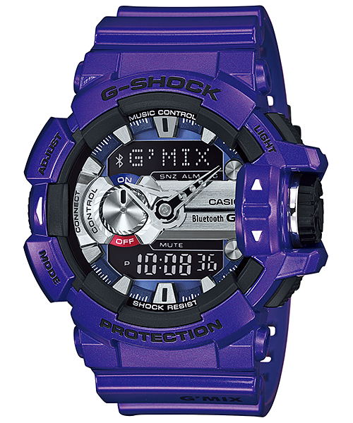 Casio G-Shock G-Mix GBA-400-2A Watch (New with Tags)