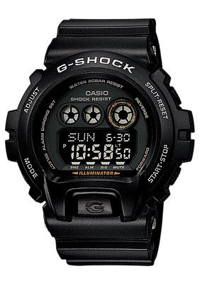 Casio G-Shock Standard Digital GD-X6900-1 Watch (New with Tags)