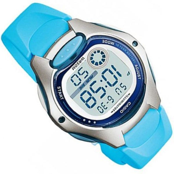 Casio LW-200-2BV Watch (New with Tags)